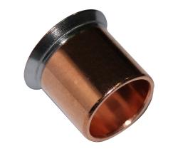 铁镀铜吸气外管